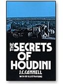 The Secrets of Houdini Book