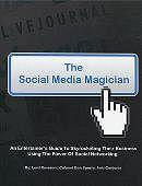 The Social Media Magician Book
