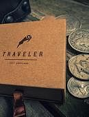 The Traveler Coin Wallet  Accessory