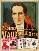 The Vaudeville Deck Deck of cards
