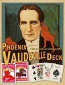 The Vaudeville Double Decker Deck of cards