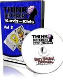 Think Different - Kards with Kids Volume Two DVD