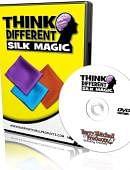 Think Different - Silk Magic DVD