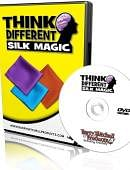 Think Different - Silk Magic DVD