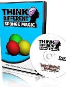 Think Different - Sponge Magic DVD
