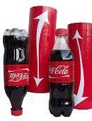 Topsy Turvey Soda Bottles Trick
