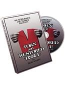 Torn And Restored Tissue DVD