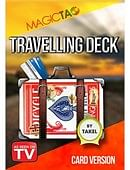 Travelling Deck Card Trick