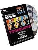 Treasures Set Vol 1-3 DVD