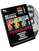 Treasures Set Vol 1-3 DVD