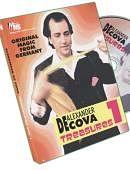 Treasures Vol. 1-3 DVD or download