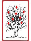 Tree of Diamonds Card Trick