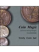 Trinity Coin Set DVD