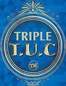Triple TUC (Walking Liberty Half Dollar) Trick