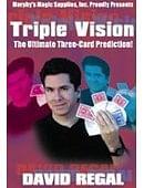 Triple Vision trick - David Regal Trick
