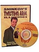 Twisting Arm Illusion DVD
