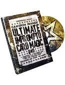 Ultimate Impromptu Card Magic DVD