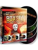 Ultimate Self Working Card Tricks Triple Volume Box Set DVD