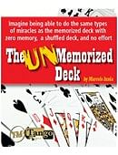 Unmemorized Deck DVD