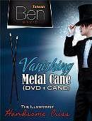 Vanishing Metal Cane (Black) Trick