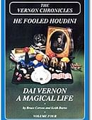 Vernon Chronicles Volume 4: He Fooled Houdini (eBook) Magic download (ebook)