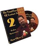 Visual Encyclopedia of Contact Juggling #2 DVD