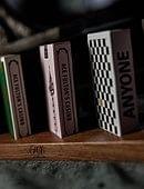 Wooden Sideways Playing Card Display Batten (5 Decks) Accessory