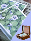 World Tour Deck - France Deck of cards