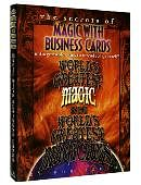 World's Greatest Magic - Business Cards DVD or download