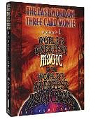 World's Greatest Magic - Three Card Monte 1 DVD or download