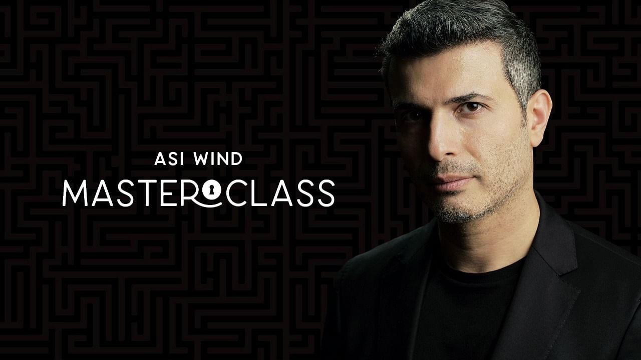 Asi Wind live lecture
