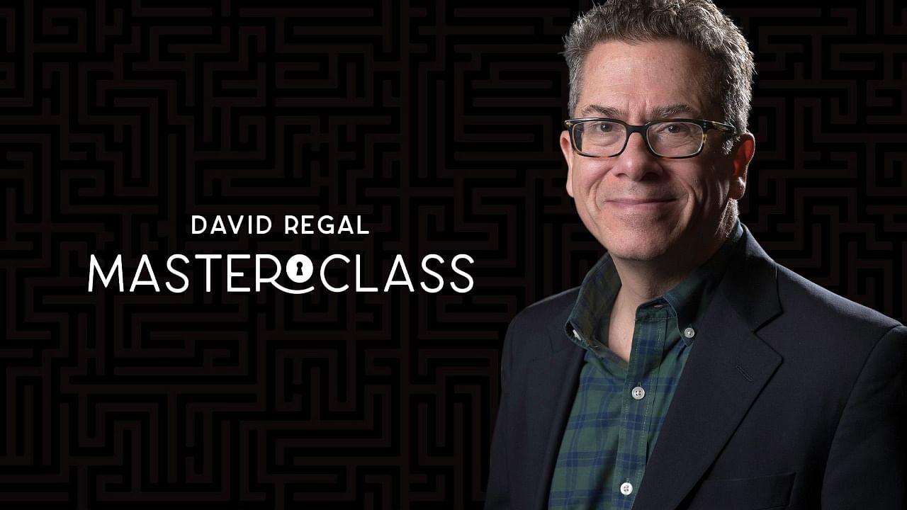 David Regal live lecture