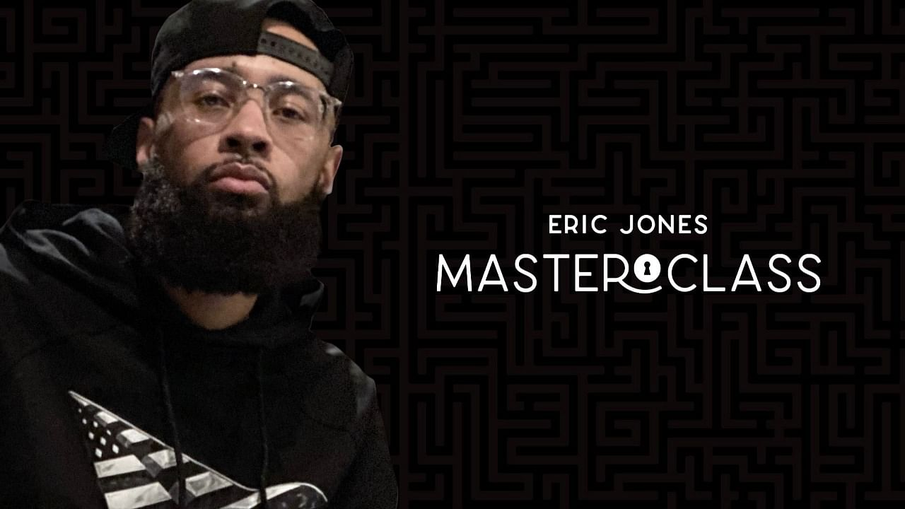 Eric Jones live lecture
