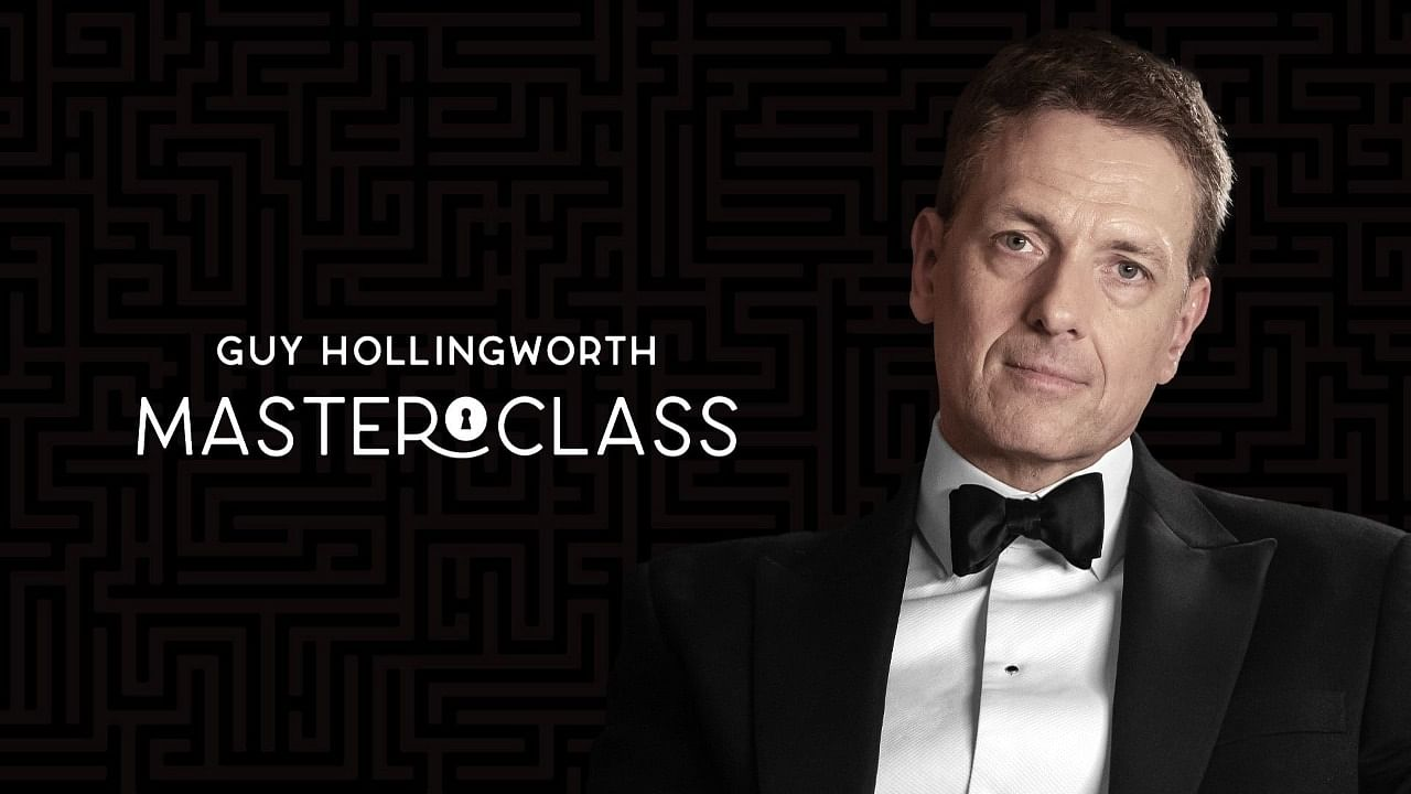 Guy Hollingworth live lecture