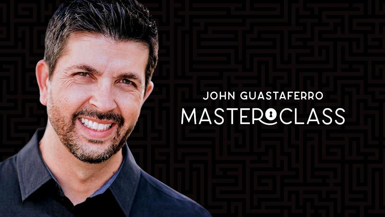 John Guastaferro live lecture
