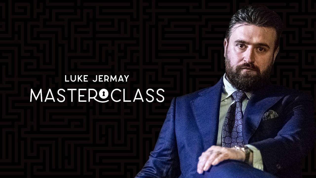Luke Jermay live lecture