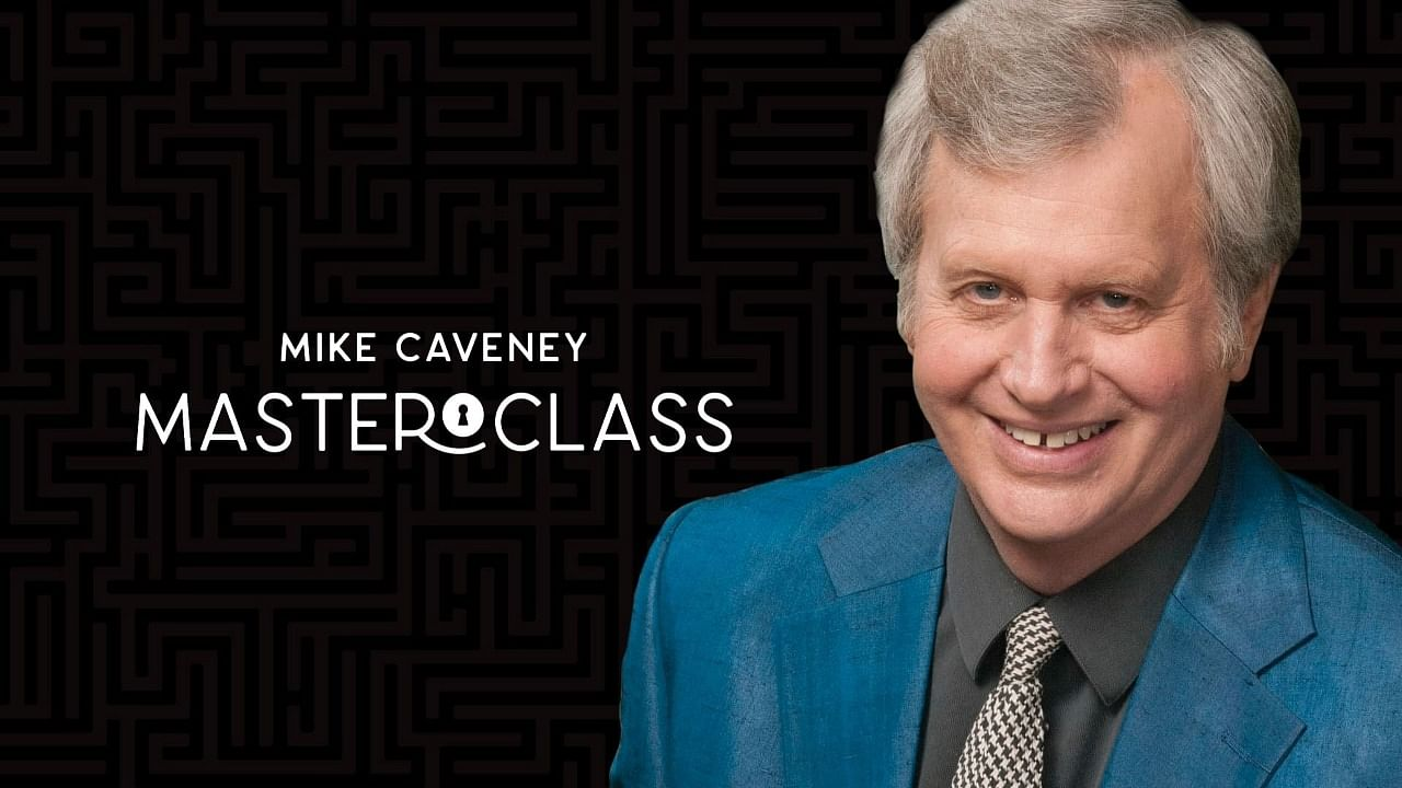 Mike Caveney live lecture
